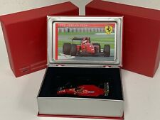 1/43 Hot Wheels  LaStoria F1 Ferrari F92A From 1992 French GP of J.Alesi  D131