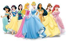 "Disney Princess - Children Animation Cartoon Classic Movie Canvas Picture 20x30"""
