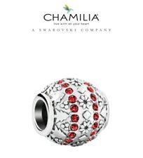 50% OFF Genuine, CHAMILIA 925 Sterling Silver Scottish Fairisle Charm RRP £45