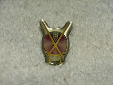 Kamen Rider Kaixa Metal Pin from Masked Rider 10th Anniversary Set! Ultraman