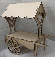 M212 CANDY CART donut doughnut  sweet holder wedding party candy bar sweet table
