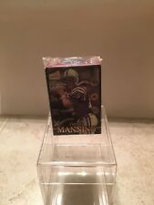 Peyton Manning 1998 RC, Aurora Cubes # 9 RARE in plastic Gem Mint condition