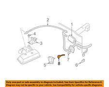 GM OEM Hood-Harness 88987993