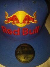 New Era Red Bull blue color  Bull Fighter Size 7 1/4