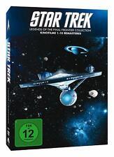 Star Trek Part 1-10 Cinema Movies Raumschiff Enterprise DVD Box Edition New