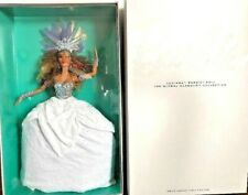 BARBIE LUCIANA GLOBAL GLAMOUR NRFB - GOLD LABEL new model doll collection Mattel