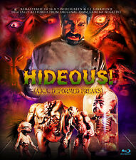 Hideous Blu-ray, Full Moon Features and Charles Band