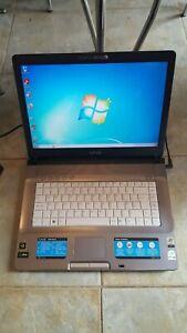 "Sony VAIO VGN-FE31Z PCG-7R1M Laptop Notebook 15.4"" 1GB 60GB SSD Windows 7 NVIDIA"