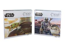 Lot of 2 | Disney Star Wars | The Mandalorian | 500 Piece Puzzle | NEW