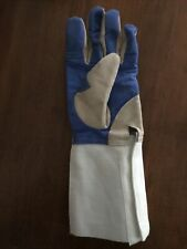 Fencing Glove Left Hand Size Medium Standard Washable