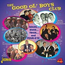 The Good Ol Boys Club - Solos, Duos, Trios, Four-os! [CD]