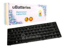Laptop Keyboard Asus A42 A42N K42 X43 X44 - Black
