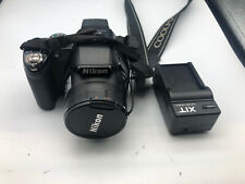 Nikon COOLPIX P100 10.3 MP 26x Digital Camera - Black f/2.8-5.0 4.6-120mm