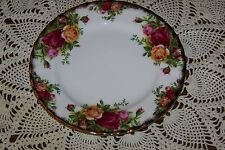 Royal Albert - Old Country Roses - 6 1/4-inch Bread Plate (Different Backstamp)
