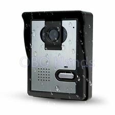 Video Door Phone Intercom System Video Door Bell Outdoor Camera With CMOS IR Nig