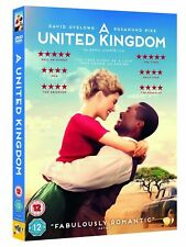 A UNITED KINGDOM DAVID OYELOWO ROSAMUND PIKE TOM FELTON PATHE UK 2016 DVD NEW
