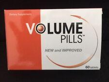 VOLUME PILLS Male Enhancement Increase Semen 500% More Sperm 1 Month Supply NEW