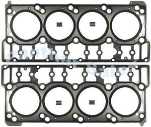 03-06 Ford 6.0 6.0L Powerstroke Mahle 54450A 18MM Black Diamond (2) Head Gaskets