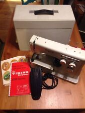 Vintage Viking Husqavarna Sewing Machine 6000 ** Broken for Parts/Repair**