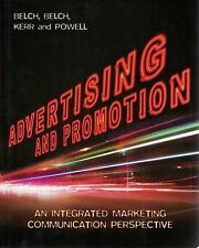 Advertising and Promotion: An Integrated Marketing Communication Perspective by…