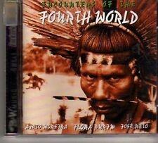 (CJ811) Encounters of the Fourth World - 1995 CD