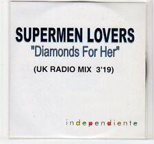 (EC985) Supermen Lovers, Diamonds For Her - DJ CD