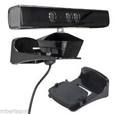 SUPPORTO STAND STAFFA TV DA PARETE MURO SENSOR WALL MOUNT PER KINECT XBOX 360