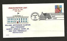 Clinton 2nd Term Inaugural Washington, DC