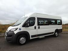 Brand New Peugeot Boxer CanDrive Maxi 17 Seat B Licence Minibus