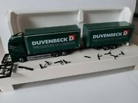 AWM MAN TGX  Duvenbeck The Culture of Logistics   BDF Tandem    h&w Aufbau
