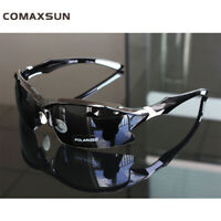 New Polarized Cycling Glasses Driving Fishing Sports Sunglasses UV400 Tr90 129