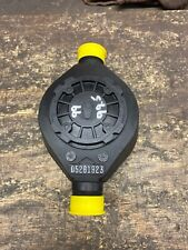 Badger 5/8x3/4 M25 Plastic Water Meter Nsf61 Body Only