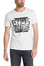 Hugo Boss Orange Mens White Tallinn 1 Logo Print T-shirt XXL Box12 70 R