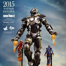 Hot Toys Iron Man 3 Tank Mark 24 Mk XXIV Exclusive MISB 2015 stgcc