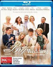 The Big Wedding - Robert De Niro (Blu-ray, 2013) NEVER PLAYED & STILL SEALED