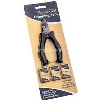 Wychwood Crimping Tool Including Crimps(10 of each size crimps)