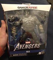 Marvel Legends Gamerverse Avengers Outback Hulk GameStop Figure Brand New