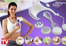 MASSAGGIATORE RELAX&SPIN TONE MASSAGGIO ANTICELLULITE ANTI CELLULITE RASSODANTE