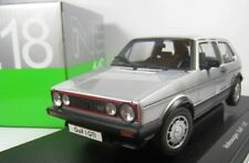 1:18 WELLY VW GOLF GTI MK1 PIRELLI CAMPAIGN SILVER DIE CAST MODEL MINT BOXED