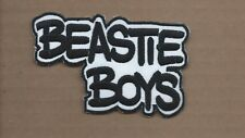 New 2 1/2 X 4 Inch Beastie Boys Iron On Patch Free Shipping