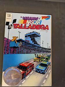 The Legends of NASCAR: The Talladega Story #10 - Vortex Comics