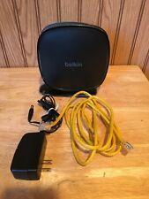 Belkin N450 4-Port 10/100 Wireless N Router (F9K1105V1) Version 2155