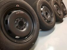 4x Orig Mini One Cooper F55 F56 F57 Felgen Winterreifen 175/65 R15 RDCI 7,0mm