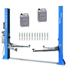 Twin Busch ® NEUE 2 Säulen Kfz Hebebühne 4200kg BASIC LINE inkl. Öl und Versand