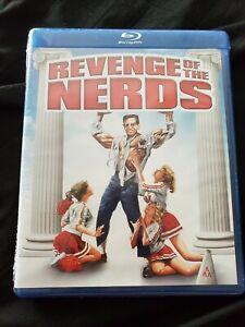 Revenge of the Nerds Blu-ray Movie Robert Carradine