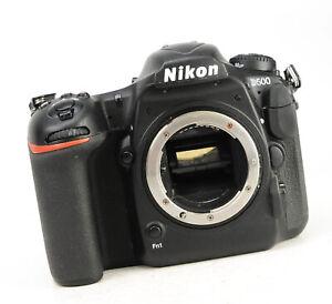 Nikon D500 DSLR Camera - Body Only  - Spares & Repairs
