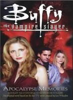 Apocalypse Memories (Buffy the Vampire Slayer),Laura J. Burns, Melinda Metz