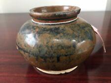 Un lièvre chinois la fourrure en céramique émaillée Pot-Circa 10-12th century AD, Song Dynasty