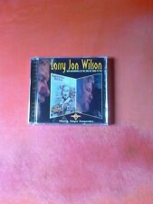 LARRY JON WILSON New Beginnings / Let Me Sing My Song To You CD! 2 Albums - 1 CD
