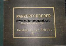Saar Bergbau Panzerförderer Westfalia-Lönen 1952 Regie des Mines de la Sarre